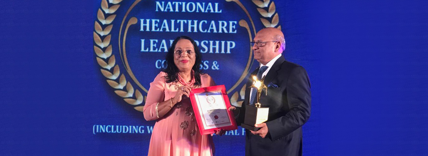 Dr. Shekhar Agarwal Received Life Time Achievement Award in Health Care